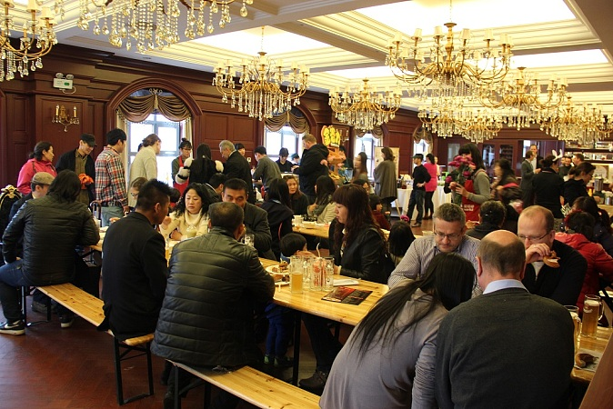 European Chamber Easter Brunch in Shenyang